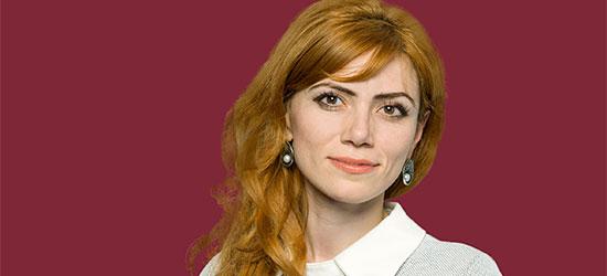 Konzertbesucherin Narine Khachatrjan