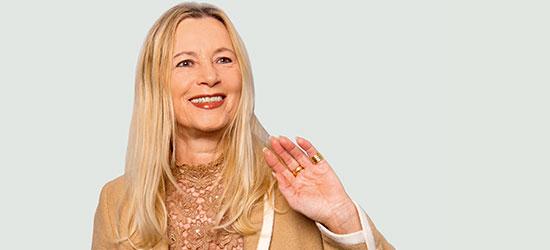 Konzertbesucherin Eleonore Effertz