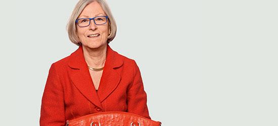 Konzertbesucherin Karin Boeckstegen