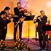 Barockkonzert im Lichterschein Foto: Kammerkonzert in der Konzernzentrale der Altana AG, Wesel