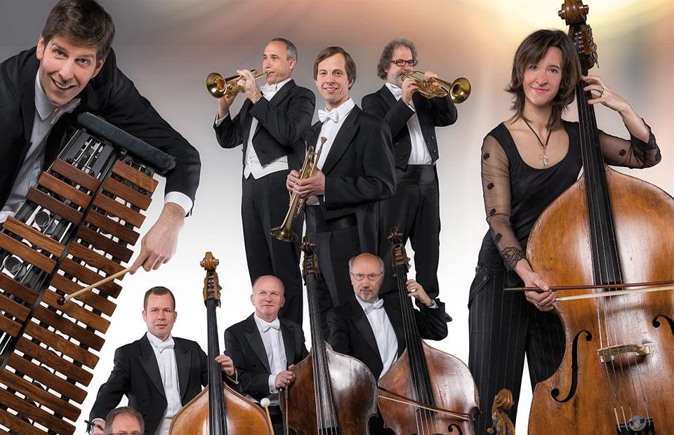 Instrumentalisten der Duisburger Philharmoniker