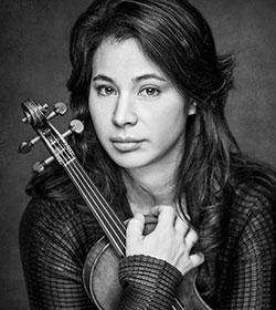 Mirijam Contzen Violine Foto: Josep Molina