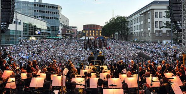 Großes Klassik-Fest: Das 2. Haniel Klassik Open Air Konzert