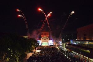 2. Haniel Klassik OpenAir Feuerwerk FOTO: DanielSenzek