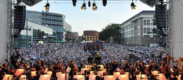 2. Haniel Klassik Open Air eröffnet die neue Spielzeit in Duisburg