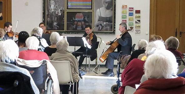 Herzmusik im Theater Duisburg