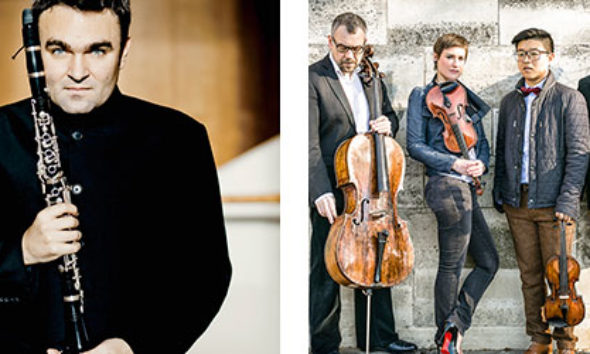 Jörg Widmann · Quatuor Diotima