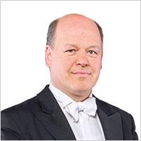 Siegfried Rivinius, Konzertmeister, 1. Violine