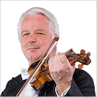 Christian Kreihsler, Vorspieler, 1. Violine