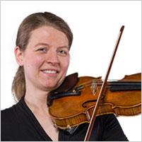 Johanna Klose, 1. Violine