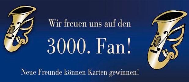 Facebook – Karten gewinnen!