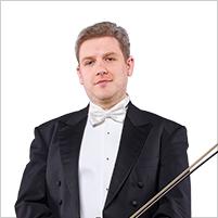 Mikhail Blank, 2. Violine