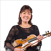 Julia Dreßler, 2. Violine