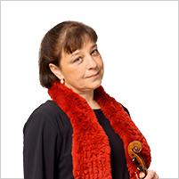 Annegret Konopatzki, 2. Violine