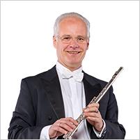 Wolfgang Denhoff, Flöte