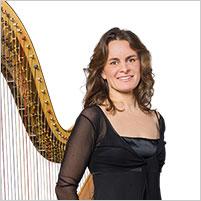 Verena Plettner, Harfe