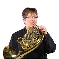 Marcie McGaughey, Horn