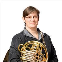 Waltraud Prinz, Horn