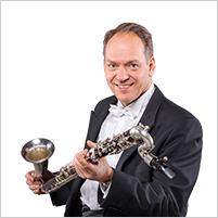Andreas Reinhard, Klarinette
