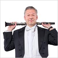 Ulrich Samtenschnieder, Klarinette