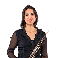 Dalia El Guindi, Oboe