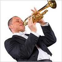 Carl Anderson, Trompete