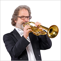 David Crist, Trompete
