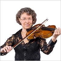 *Annelie Haenisch-Göller, Viola