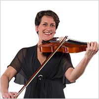 Catherine Ingenhoff, Viola
