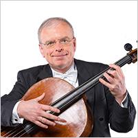 *Friedmann Dreßler, Violoncello