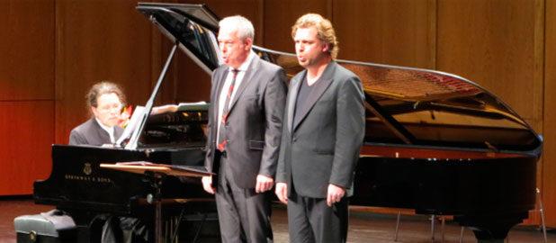 Standing Ovations für Christoph Prégardien