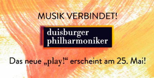"Am 25. Mai erscheint das neue ""play!"""