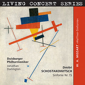 Schostakowitsch · Mozart · Jonathan Darlington