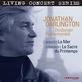 Claude Debussy · Igor Strawinsky · Jonathan Darlington