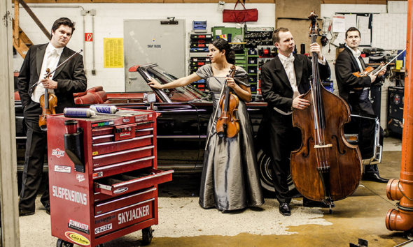 Klassik meets Poetry Slam: Mozart & more