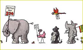 "Der Elefantenpups – ""Rettet den Zoo!"""