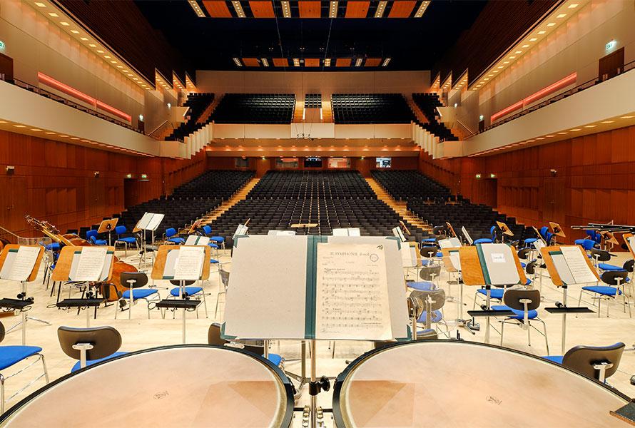Philharmonie Duisburg Mercatorhalle