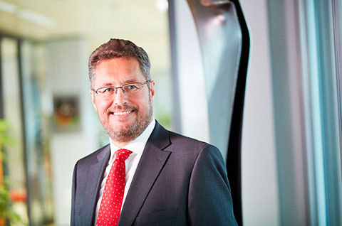 Dr. Karl-Ulrich Köhler, Präsident