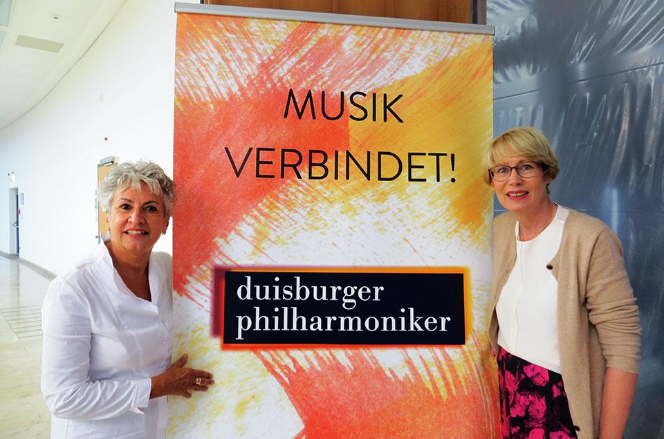 Wiedereröffnung der Philharmonie Mercatorhalle