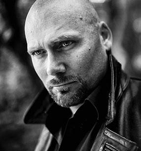 John Lundgren Bariton Foto: Moklos Szabo