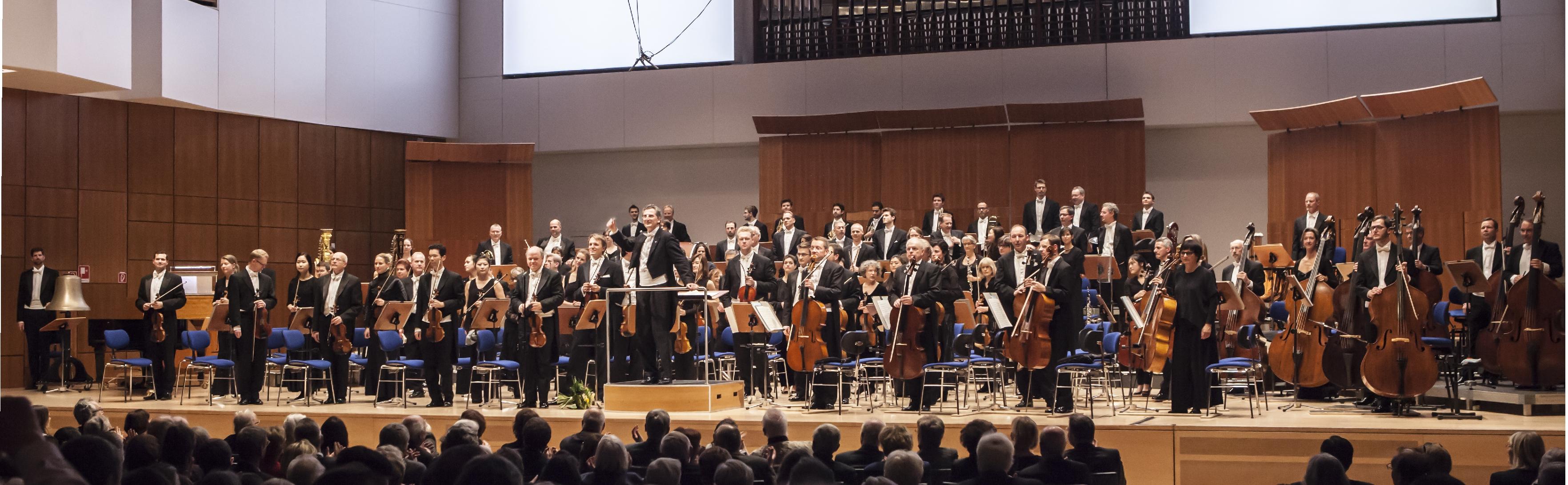 Bruno Weil · Duisburger Philharmoniker · Spielzeit 2018/2019