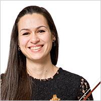 Antonina Demianenco, 1. Violine