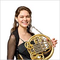 Magdalena Ernst, Horn