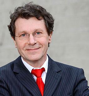 Prof. Dr. Alfred Wendel, Intendant