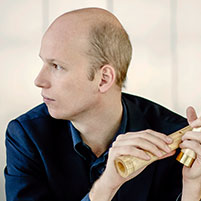 Erik Bosgraaf, Blockflöte