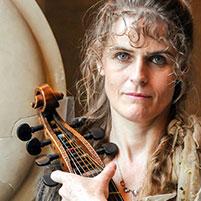 Friederike Heumann, Viola da Gamba