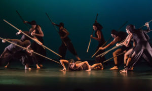 Crossing the Lines · TANZMOTO DANCE COMPANY · Confession of Isobel Gowdie, Foto: Paul Gardoff