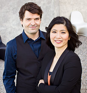Duo D'accord: Lucia Huang und Sebastian Euler Klavier