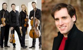 Pavel Haas Quartet · Boris Giltburg