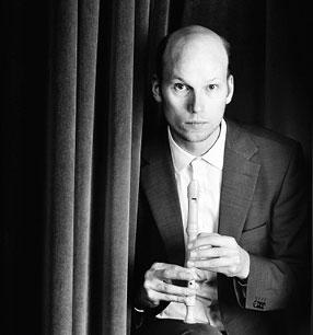 1. Philharmonisches Konzert 2017/18 · Erik Bosgraaf Blockflöte · Foto: Sjaak Verboom